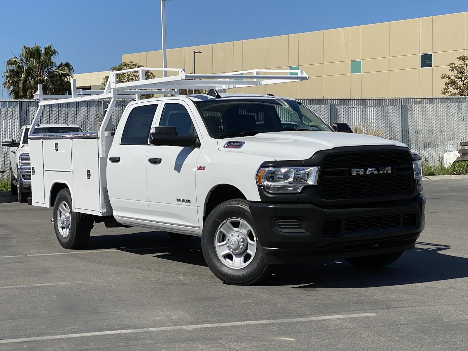 2020 Ram 2500 Crew Cab 4x2, Harbor Service Body #H1840 - photo 1