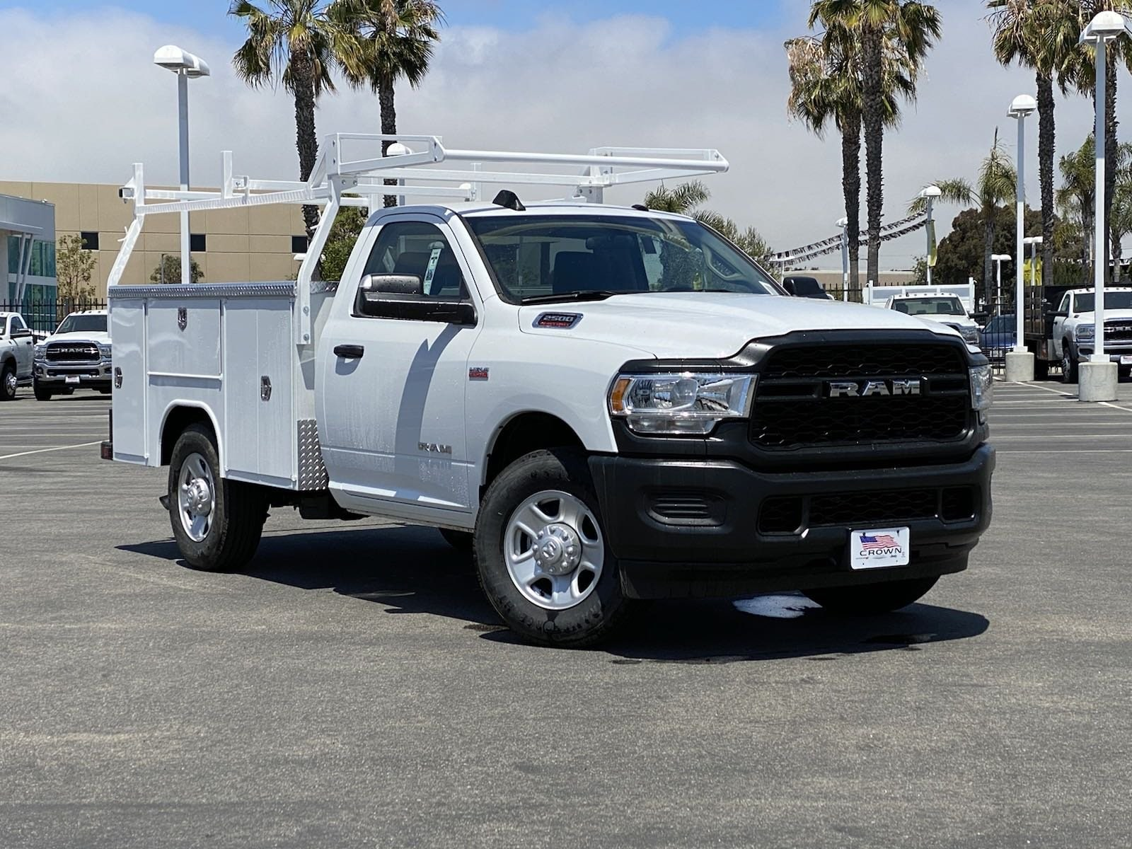 2020 Ram 2500 Regular Cab 4x2, Harbor Service Body #H1858 - photo 1