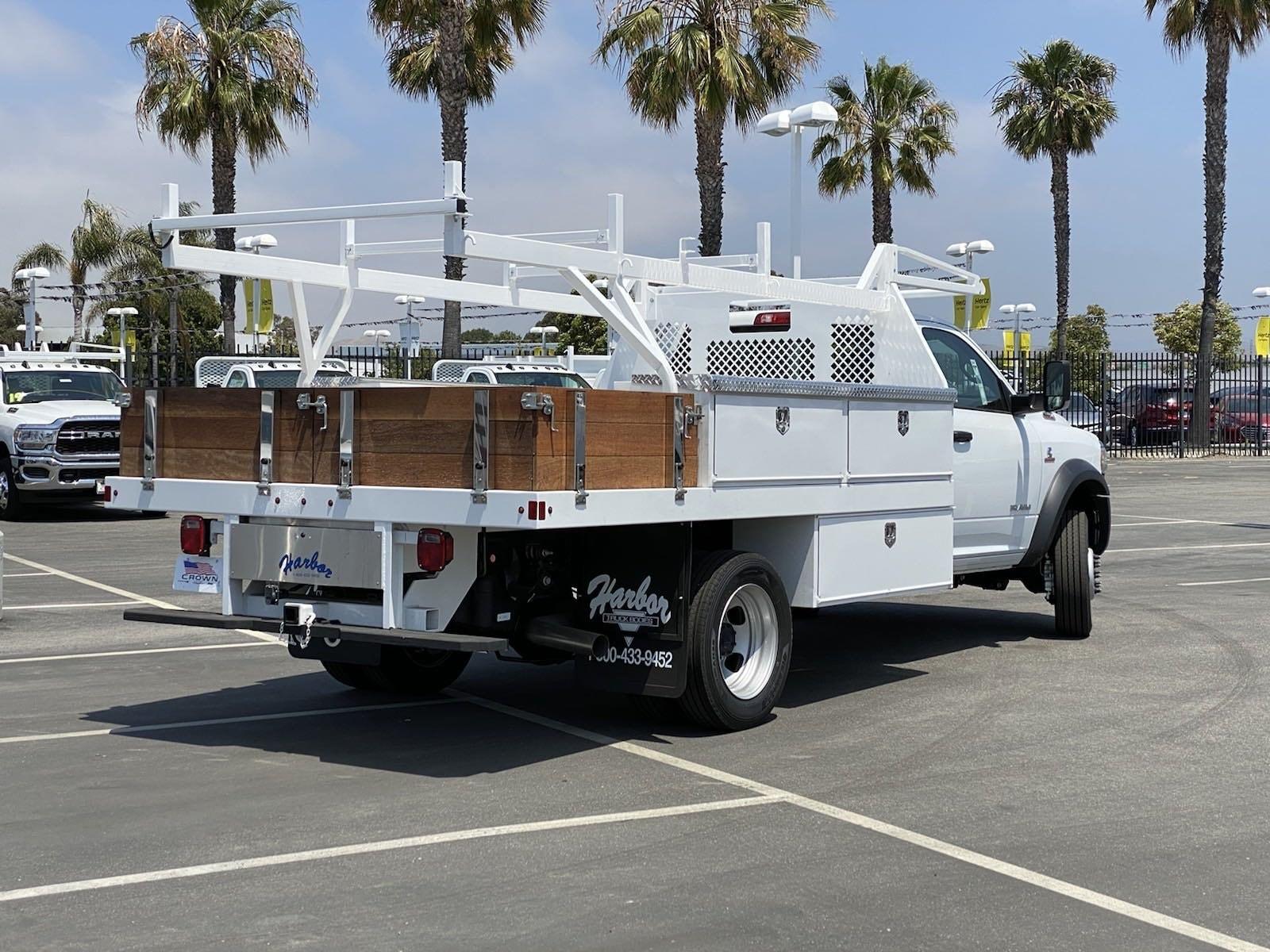 2020 Ram 4500 Regular Cab DRW 4x2, Harbor Contractor Body #H1881 - photo 1