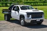 2021 Silverado 3500 Crew Cab 4x4,  Knapheide Drop Side Dump Body #27325 - photo 1
