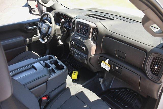 2021 Silverado 3500 Regular Cab 4x4,  Knapheide Drop Side Dump Body #27339 - photo 22