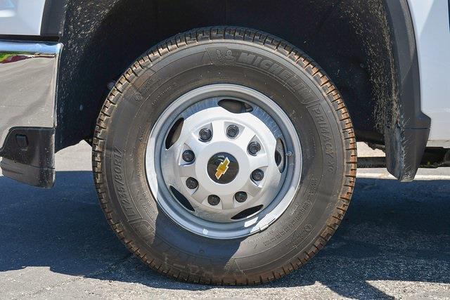 2021 Silverado 3500 Regular Cab 4x4,  Knapheide Drop Side Dump Body #27339 - photo 8