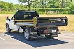 2021 Silverado 3500 Regular Cab 4x4,  Knapheide Drop Side Dump Body #27339 - photo 6