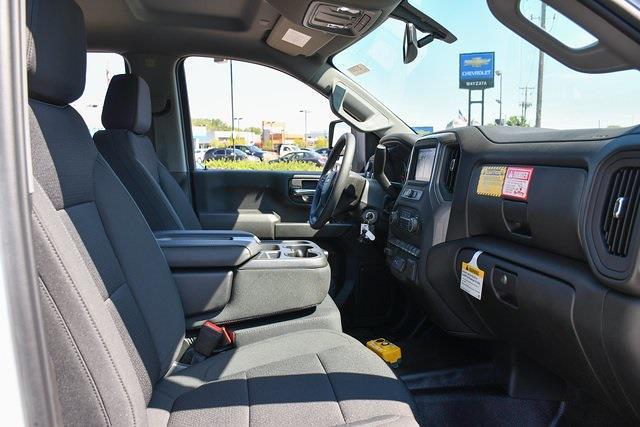2021 Silverado 3500 Crew Cab 4x4,  Monroe Truck Equipment MTE-Zee Dump Body #27389 - photo 28