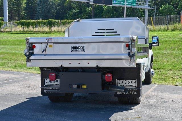 2021 Silverado 3500 Crew Cab 4x4,  Monroe Truck Equipment MTE-Zee Dump Body #27389 - photo 7