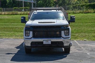 2021 Silverado 3500 Crew Cab 4x4,  Monroe Truck Equipment MTE-Zee Dump Body #27389 - photo 4