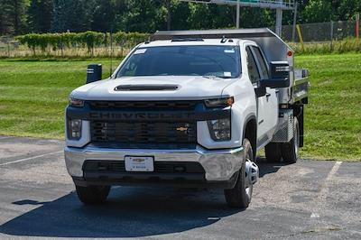 2021 Silverado 3500 Crew Cab 4x4,  Monroe Truck Equipment MTE-Zee Dump Body #27389 - photo 1