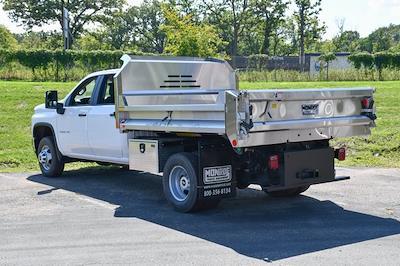 2021 Silverado 3500 Crew Cab 4x4,  Monroe Truck Equipment MTE-Zee Dump Body #27389 - photo 2