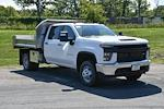 2021 Silverado 3500 Crew Cab 4x4,  Monroe Truck Equipment MTE-Zee Dump Body #27389 - photo 3