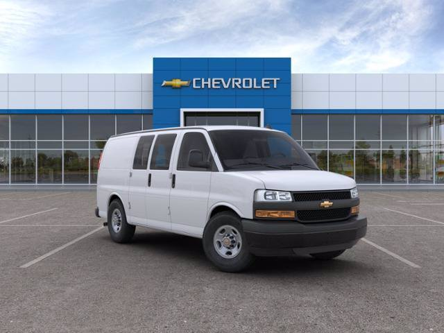 2020 Chevrolet Express 2500 RWD, Masterack Upfitted Cargo Van #C03579 - photo 1