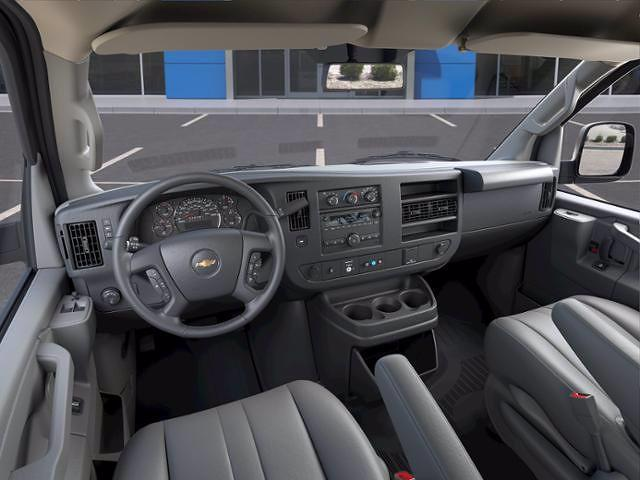 2021 Chevrolet Express 2500 4x2, Masterack General Service Upfitted Cargo Van #C04327 - photo 12