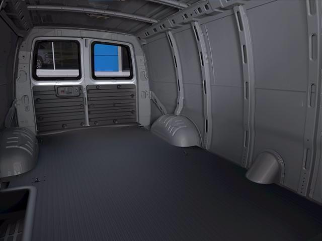 2021 Chevrolet Express 2500 4x2, Masterack General Service Upfitted Cargo Van #C04327 - photo 14