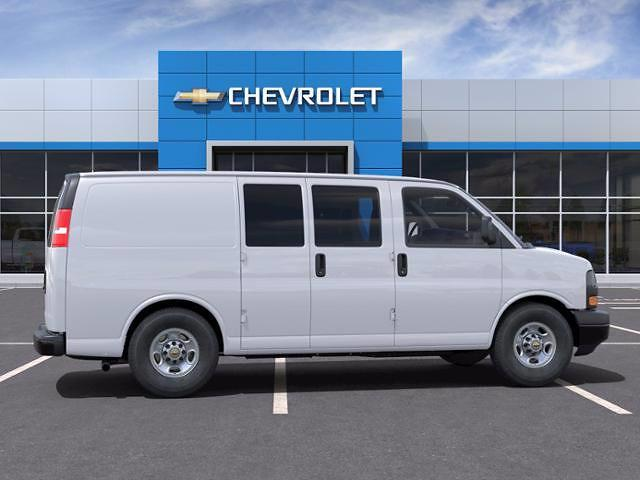 2021 Chevrolet Express 2500 4x2, Masterack General Service Upfitted Cargo Van #C04327 - photo 5