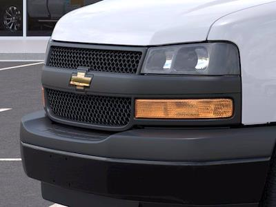 2021 Chevrolet Express 2500 4x2, Masterack General Service Upfitted Cargo Van #C04327 - photo 11