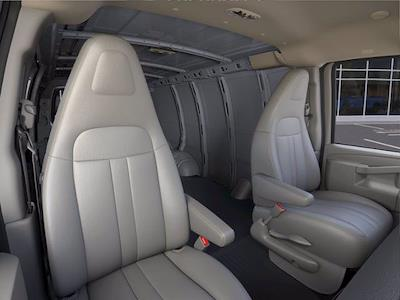 2021 Chevrolet Express 2500 4x2, Masterack General Service Upfitted Cargo Van #C04327 - photo 13
