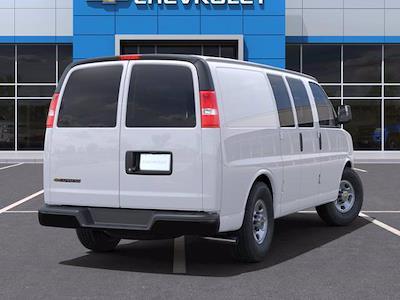 2021 Chevrolet Express 2500 4x2, Masterack General Service Upfitted Cargo Van #C04327 - photo 2