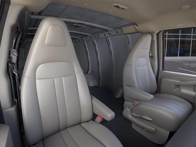 2021 Chevrolet Express 2500 4x2, Masterack Upfitted Cargo Van #C04343 - photo 15