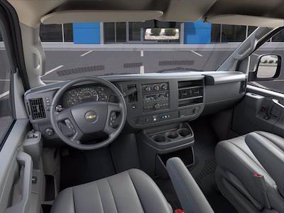 2021 Chevrolet Express 2500 4x2, Masterack Upfitted Cargo Van #C04343 - photo 14