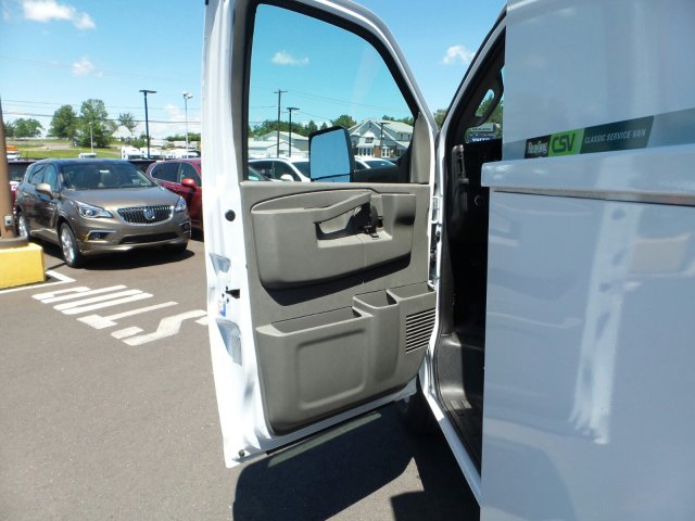 2017 Savana 3500, Reading Aluminum CSV Service Utility Van #75147 - photo 12