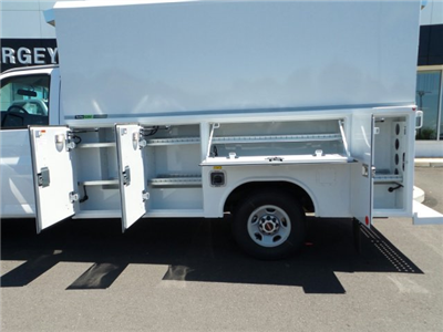 2017 Savana 3500, Reading Aluminum CSV Service Utility Van #75147 - photo 11