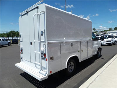2017 Savana 3500, Reading Aluminum CSV Service Utility Van #75147 - photo 6