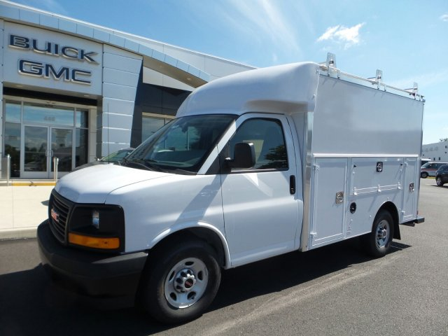 2017 Savana 3500, Supreme Service Utility Van #75466 - photo 7