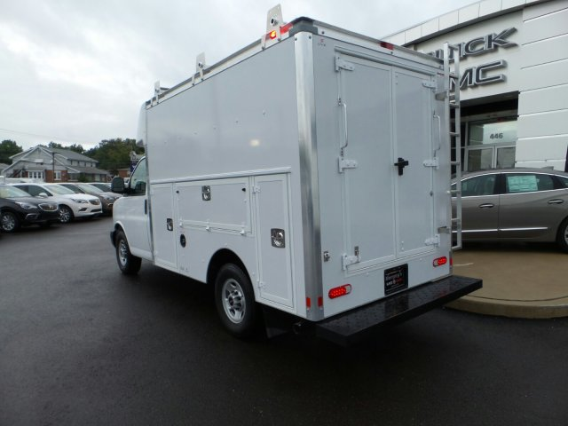 2017 Savana 3500, Supreme Service Utility Van #75492 - photo 2