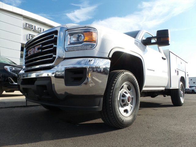 2018 Sierra 2500 Regular Cab 4x4, Reading SL Service Body Service Body #75650 - photo 22