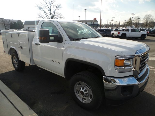 2018 Sierra 2500 Regular Cab 4x4, Reading SL Service Body Service Body #75650 - photo 5