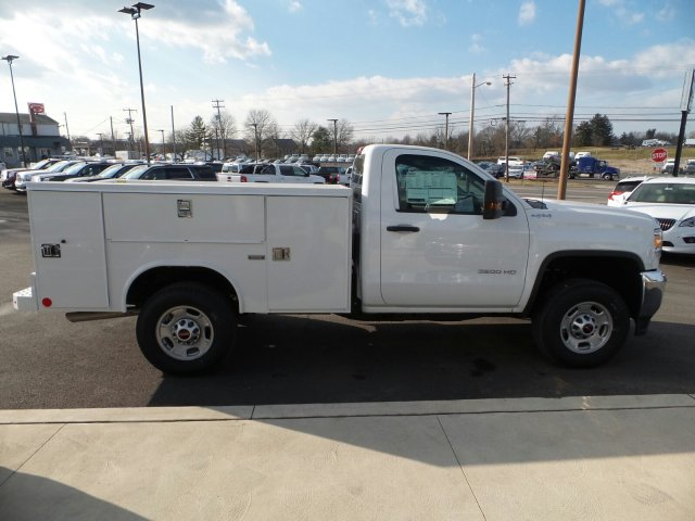 2018 Sierra 2500 Regular Cab 4x4, Reading SL Service Body Service Body #75650 - photo 6