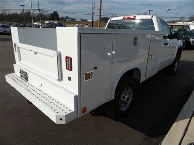 2018 Sierra 2500 Regular Cab 4x4, Reading SL Service Body Service Body #75650 - photo 7