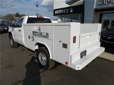 2018 Sierra 2500 Regular Cab 4x4, Reading SL Service Body Service Body #75650 - photo 3