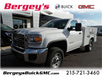 2018 Sierra 2500 Regular Cab 4x4, Reading SL Service Body Service Body #75650 - photo 1