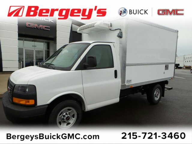 wb product in center truck gmc base savana norco