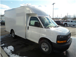 2018 Savana 3500, Supreme Spartan Cargo Cutaway Van #75683 - photo 4