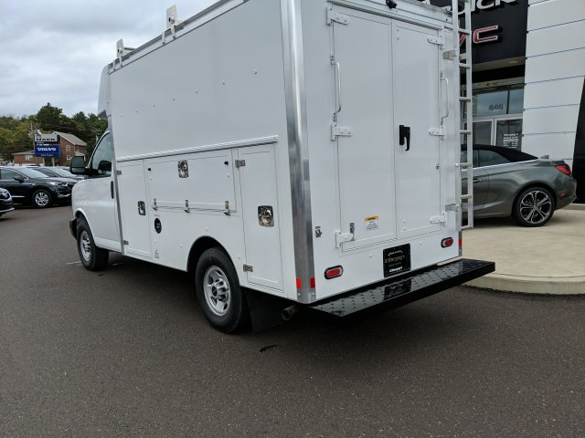 2019 Savana 3500 4x2,  Supreme Service Utility Van #77290 - photo 1