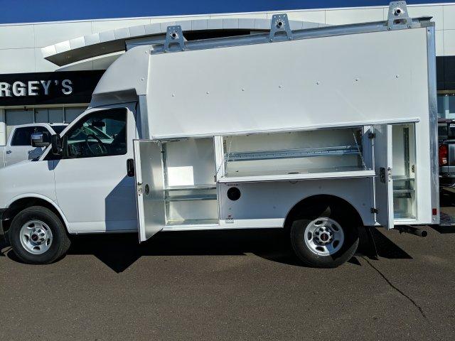 2019 Savana 3500 4x2, Supreme Spartan Service Utility Van #77328 - photo 17