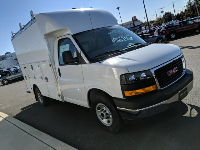 2019 Savana 3500 4x2, Supreme Spartan Service Utility Van #77328 - photo 4