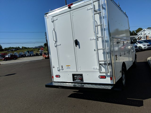 2019 Savana 3500 4x2, Supreme Spartan Service Utility Van #77328 - photo 6