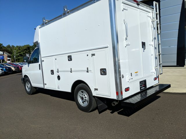 2019 Savana 3500 4x2, Supreme Spartan Service Utility Van #77328 - photo 2