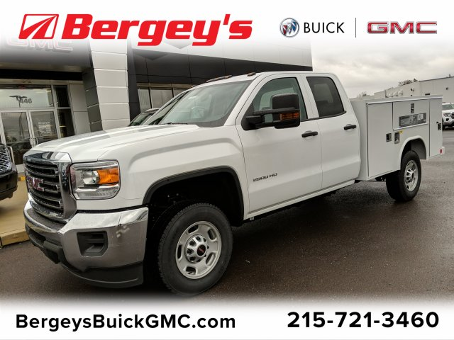 2019 GMC Sierra 2500 Extended Cab 4x2,  Reading Service Body #77331 - photo 1