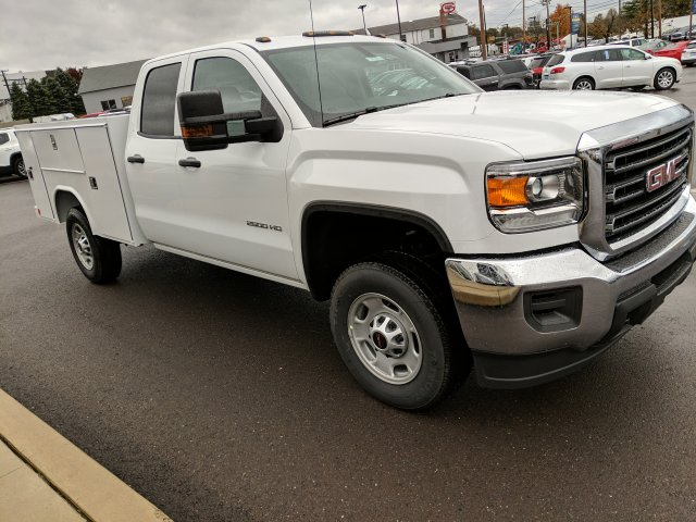 2019 Sierra 2500 Extended Cab 4x2, Reading SL Service Body #77331 - photo 4