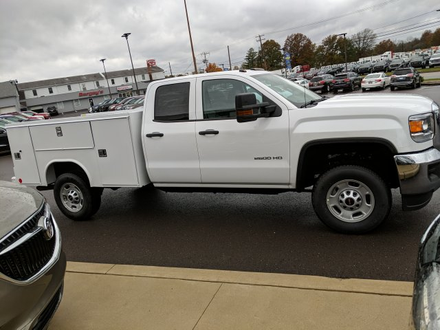 2019 Sierra 2500 Extended Cab 4x2, Reading SL Service Body #77331 - photo 5