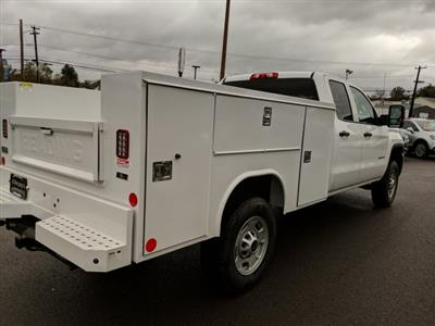 2019 Sierra 2500 Extended Cab 4x2, Reading SL Service Body #77331 - photo 6