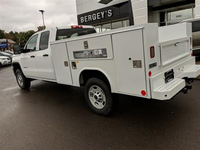 2019 Sierra 2500 Extended Cab 4x2, Reading SL Service Body #77331 - photo 2