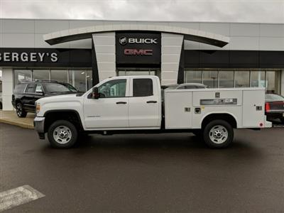 2019 Sierra 2500 Extended Cab 4x2, Reading SL Service Body #77331 - photo 9