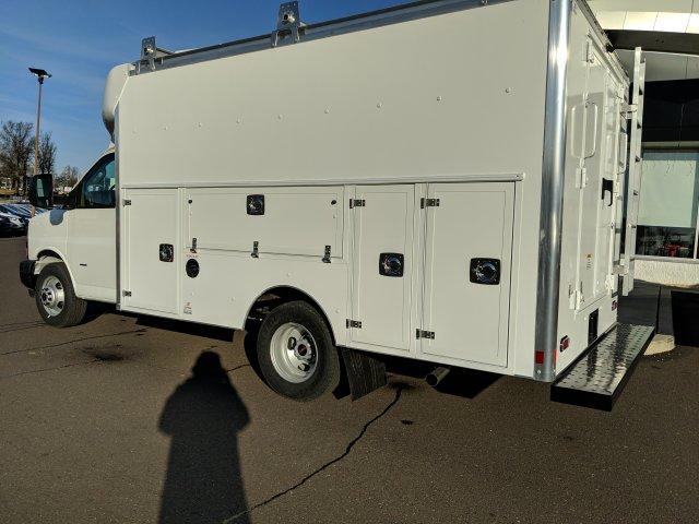 2019 Savana 3500 4x2, Supreme Service Utility Van #77424 - photo 1