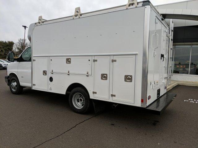 2019 Savana 3500 4x2, Supreme Service Utility Van #77448 - photo 1