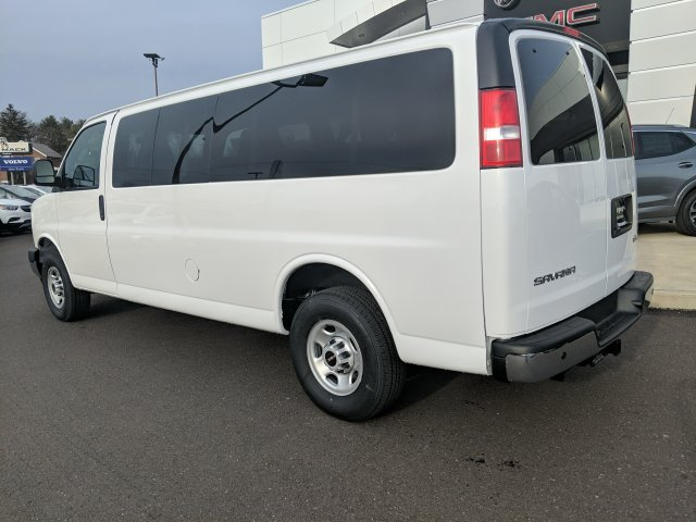 2020 GMC Savana 3500 4x2, Passenger Wagon #77600 - photo 1