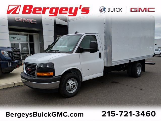 2020 GMC Savana 3500 RWD, Supreme Dry Freight #77807 - photo 1